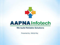 job in AAPNA INFOTHEEK