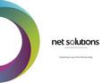 job in Net Business Solutions