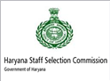 job in Haryana Staff Selection Commission