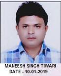 Maneesh Singh Tiwari