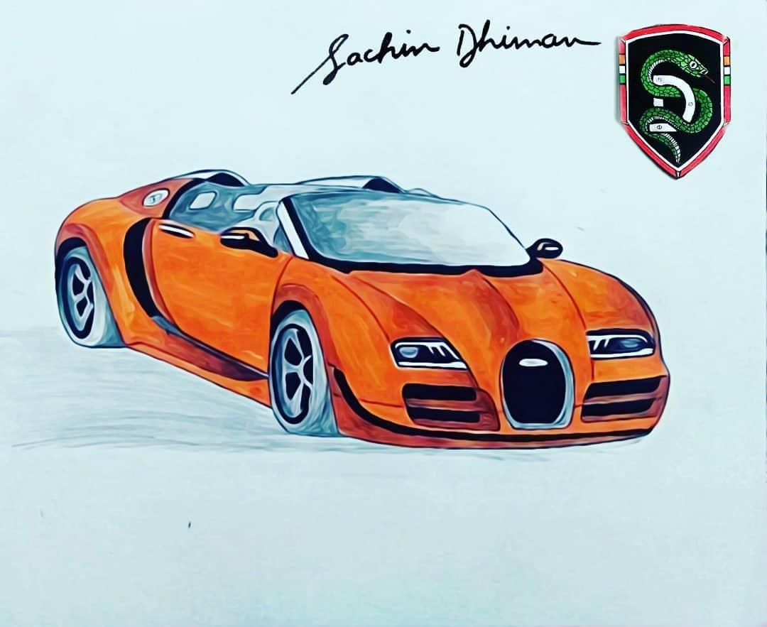 Bugatti Veyron 16.4 EB