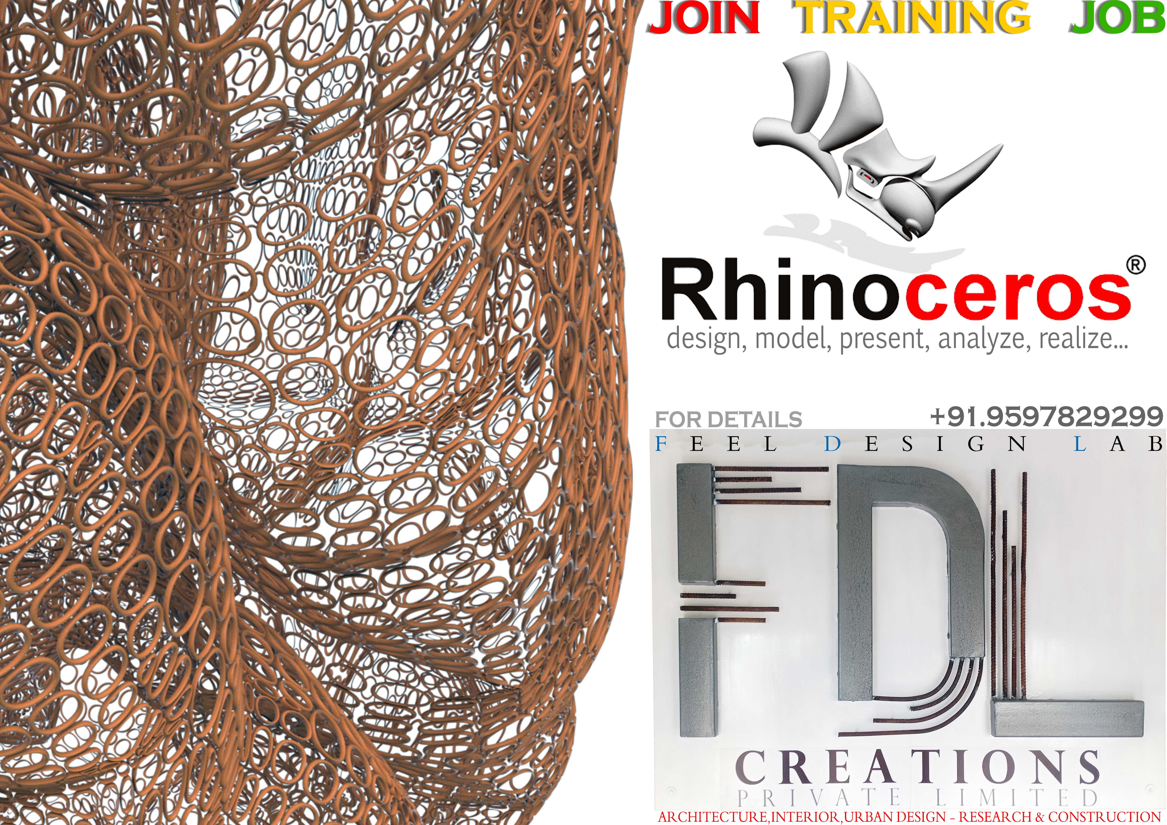 RHINOCEROUS 3D COURSE TRA