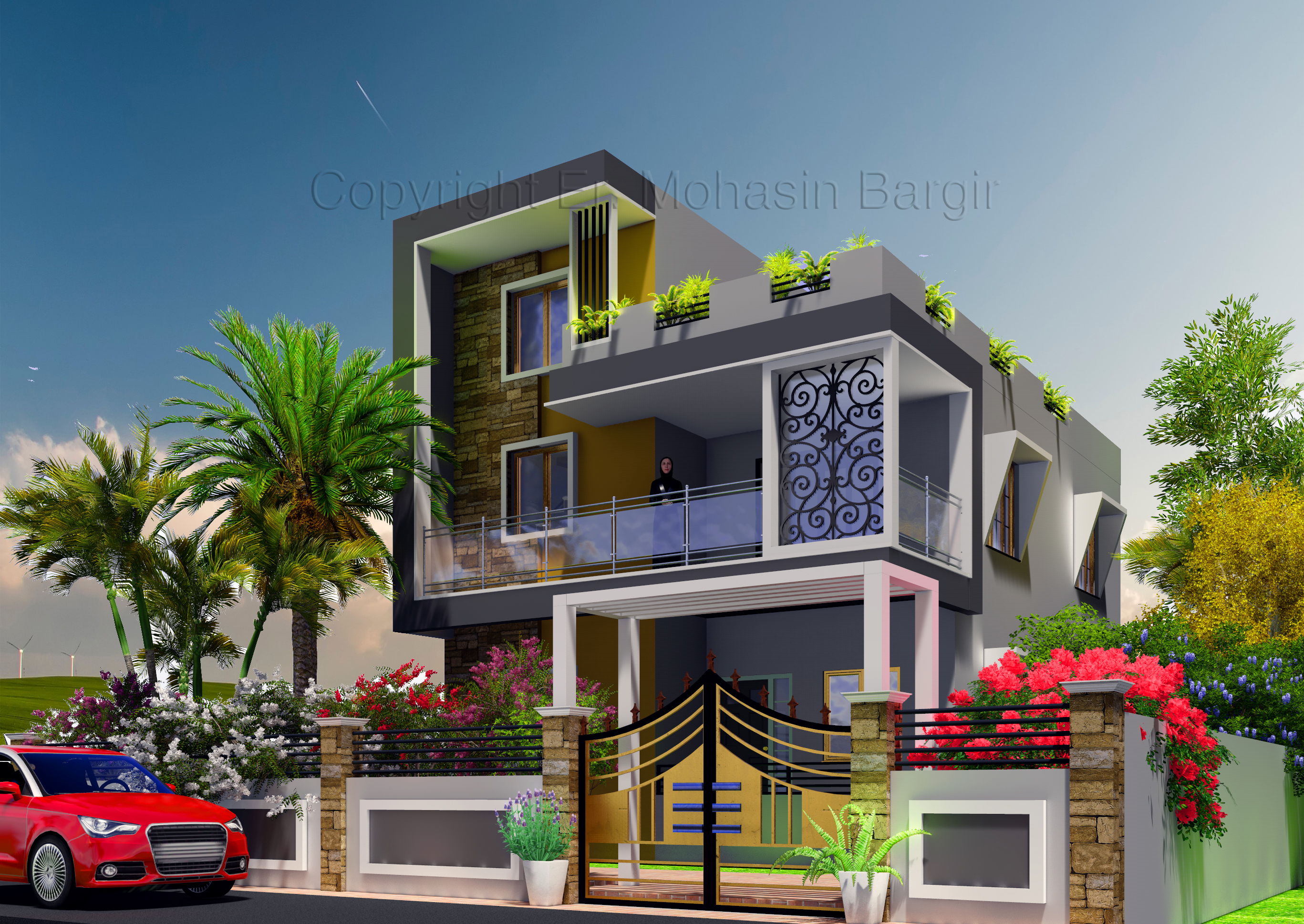 Residential Bunglow