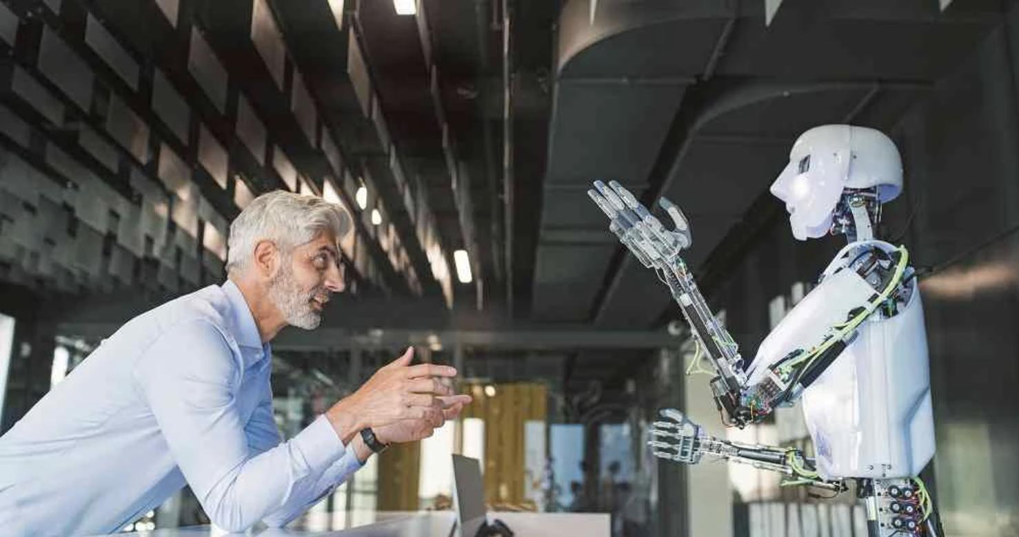 Un robot podría calificarlo en su próxima entrevista de trabajo