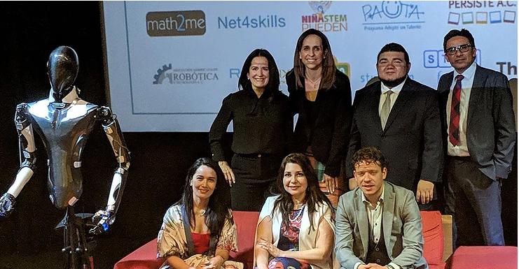 ECOSISTEMA STEM: Movimiento para promover la Educación STEM en México
