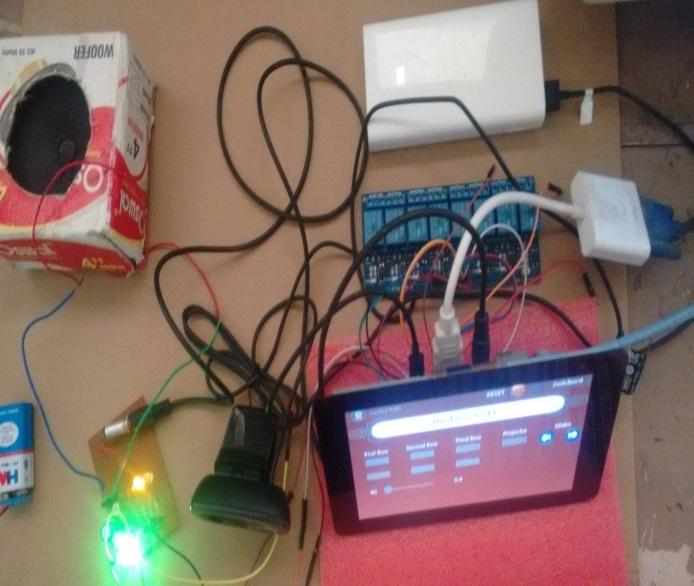 digital assistant for seminar halls