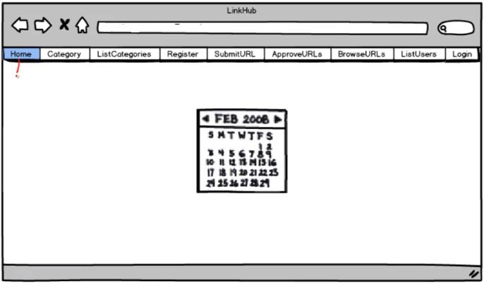 Link hub Portal