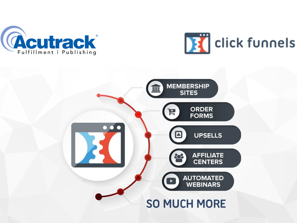 Integrating Clickfunnels with Acutrack