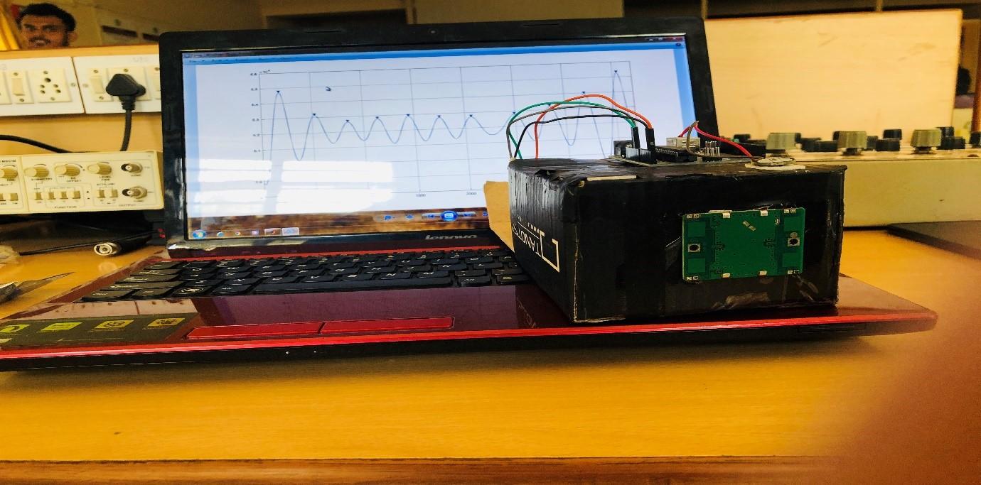 Non-Contact Vital Signs Monitoring System using Radar