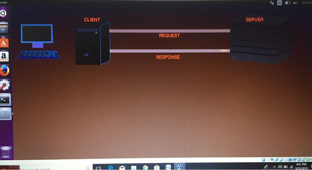 file transfer protocol using c in computer graphics