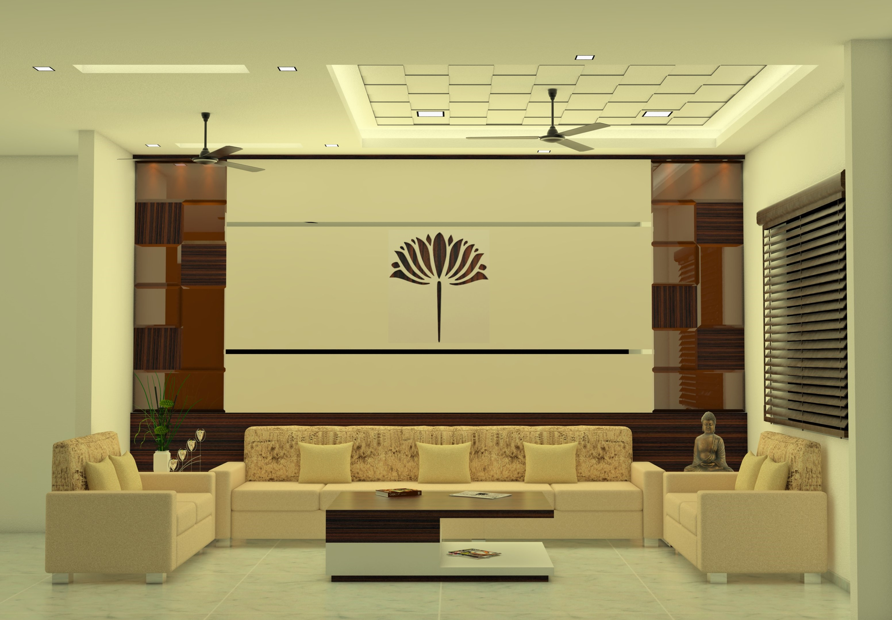 WORK DONE IN SKETCHUP VRAY