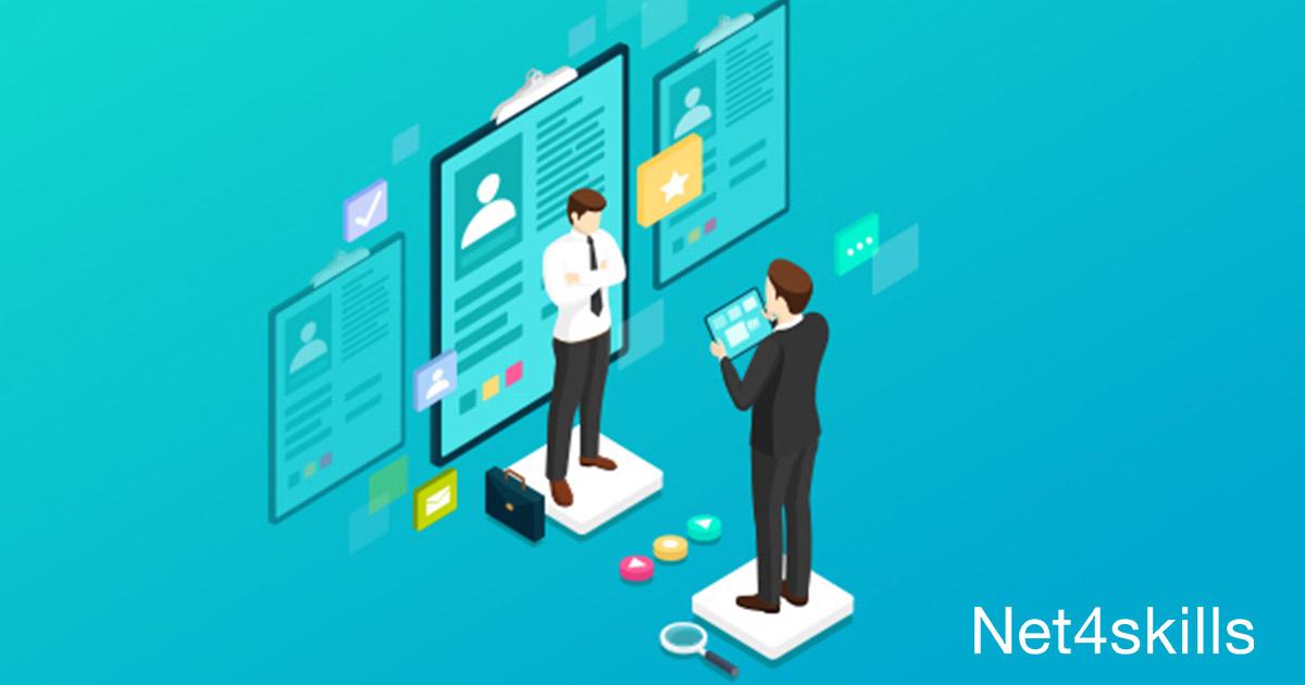 ¿Qué hace diferente a Net4skills de los portales de reclutamiento?